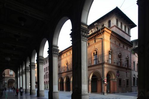 Casa Saraceni, sede della Fondazione Cassa di Risparmio in Bologna