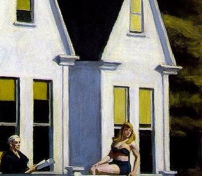 Una sera con Edward Hopper