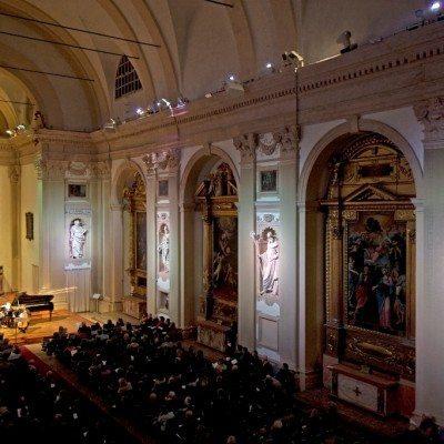 Musica in Santa Cristina - Trio Eclettica