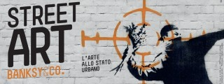 Street Art – Banksy & Co. L'arte allo stato urbano