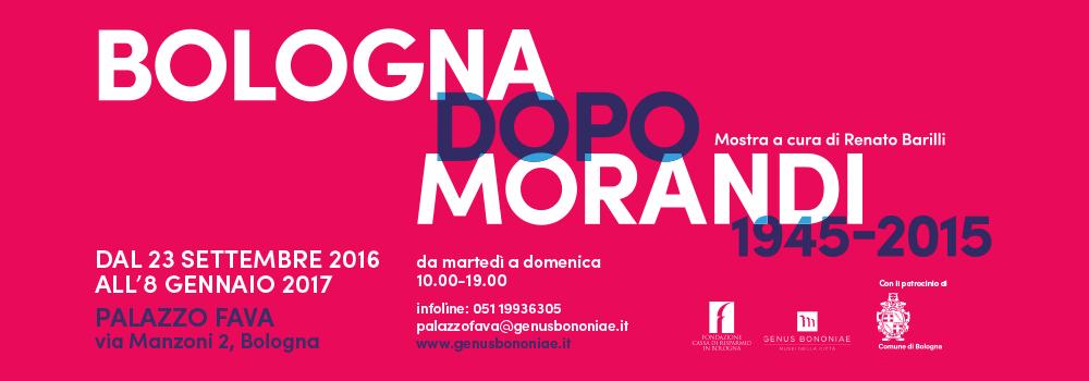 BOLOGNA DOPO MORANDI 1945-2015