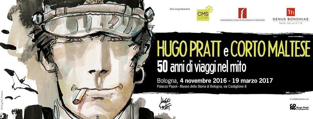 Hugo pratt e Corto Maltese