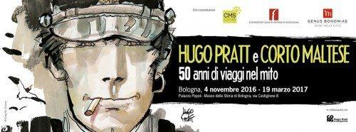 Hugo Pratt and Corto Maltese