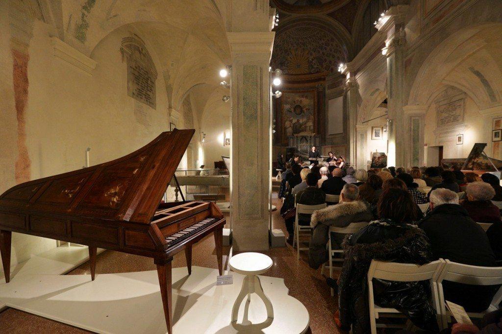 Convegno - Il cembalo a martelli: da Bartolomeo Cristofori a Giovanni Ferrini