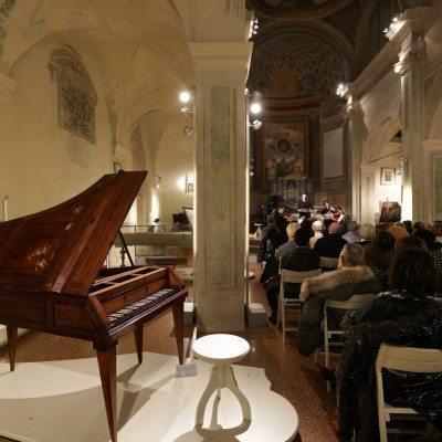 Concerto del Conservatorio Santa Cecilia in San Colombano