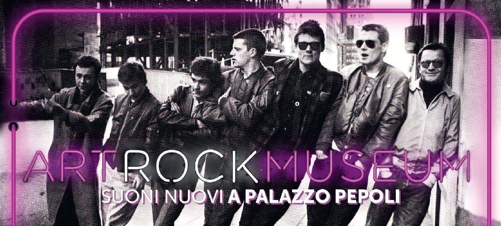 ArtRockMuseum3 - Suoni Nuovi a Palazzo Pepoli