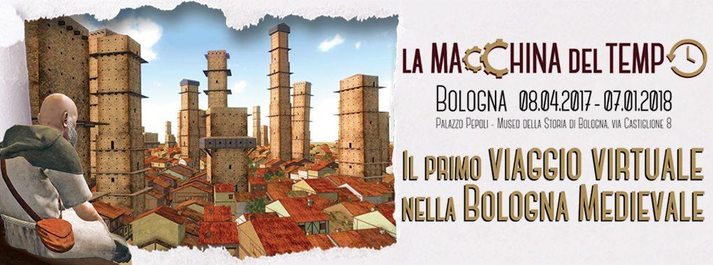 La Macchina del Tempo al Museo della Storia di Bologna